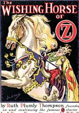 The Wishing Horse of Oz PDF