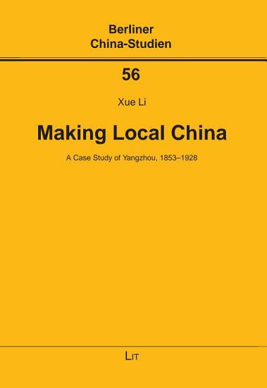 Making Local China PDF