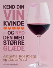 Kend din vin kvinde