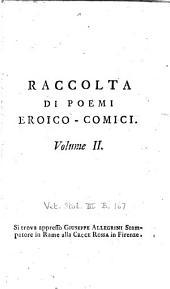 Raccolta di poemi eroico-comici: La gigantea