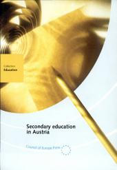 Secondary Education in Austria