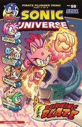 Sonic Universe #58