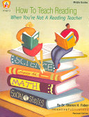 How to Teach Reading when You re Not a Reading Teacher