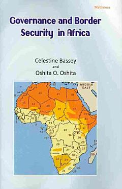 Governance and Border Security in Africa PDF
