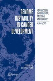 Genome Instability in Cancer Development