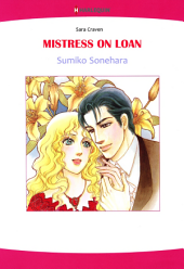MISTRESS ON LOAN: Harlequin Comics