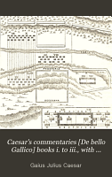 Caesar s commentaries  De bello Gallico  books i  to iii   with notes by G  Long PDF