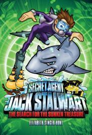Secret Agent Jack Stalwart  Book 2  The Search For The Sunken Treasure  Australia