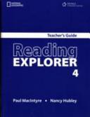 READING EXPLORER  4 TEACHER S GUIDE