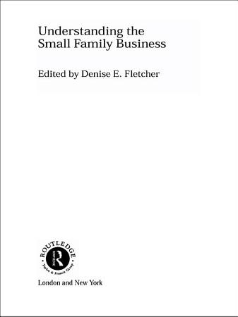 Understanding the Small Family Business PDF