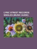 Lyric Street Records Singles PDF