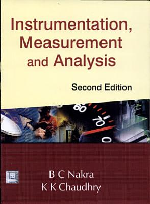 Instrumentation  Measurement And Analysis PDF