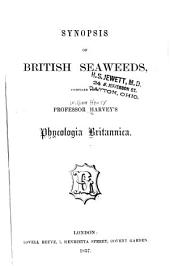 Synopsis of British seaweeds