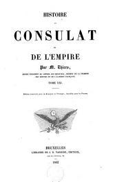 Histoire du consulat et l'empire: Volume21