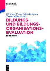 Bildungs- und Bildungsorganisationsevaluation: Ein Lehrbuch