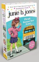 Junie B  Jones s First Boxed Set Ever  PDF
