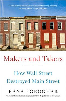 Makers and Takers