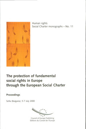 The Protection of Fundamental Social Rights in Europe Through the European Social Charter PDF