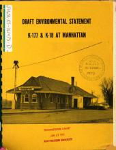 Highway 177 and Highway 18, Manhattan: Environmental Impact Statement