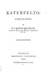 Katerfelto: A Story of Exmoor