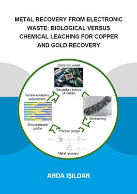 Metal Recovery from Electronic Waste: Biological Versus Chemical Leaching for Recovery of Copper and Gold