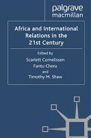 Africa and International Relations in the 21st Century PDF