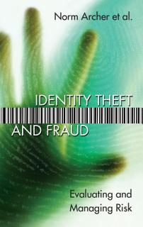 Identity Theft and Fraud Book