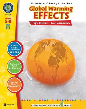 Climate Change  Effects Gr  5 8