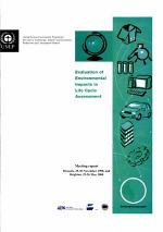 Evaluation of Environmental Impacts in Life Cycle Assessment