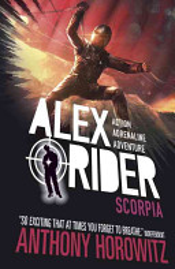 Alex Rider 05  Scorpia  15th Anniversary Edition PDF