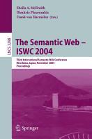 The Semantic Web   ISWC 2004 PDF