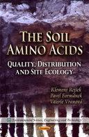 The Soil Amino Acids