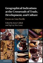 Geographical Indications at the Crossroads of Trade, Development, and Culture
