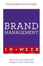 Brand Management In A Week