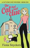 The Cat That Had a Clue Book