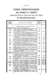 Bulletin des lois de la République Française: Volume 24