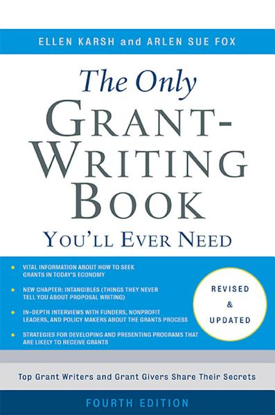 Download The Only Grant Writing Book You ll Ever Need Book