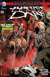 Justice League Dark (2011-) #27
