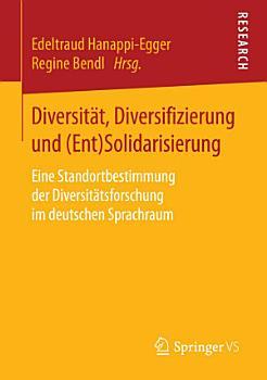Diversit  t  Diversifizierung und  Ent Solidarisierung PDF