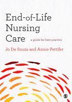 End of Life Nursing Care PDF