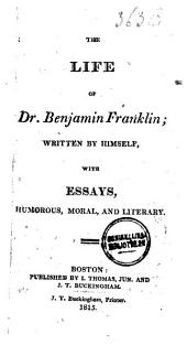 Life of Doctor Benjamin Franklin