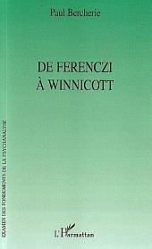 De Ferenczi à Winnicott