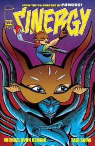 Sinergy  2 Book