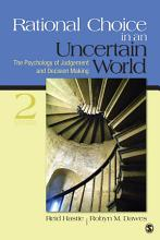 Rational Choice in an Uncertain World PDF