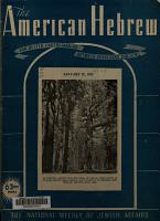 The American Hebrew PDF