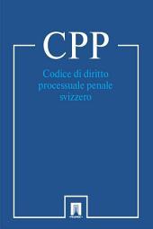 Codice di diritto processuale penale svizzero - CPP