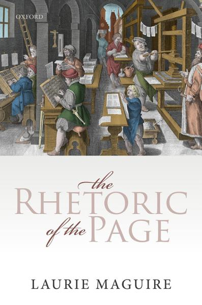 Download The Rhetoric of the Page Book