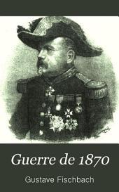 Guerre de 1870: Le siège et le bombardement de Strasbourg