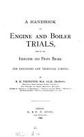 A Handbook of Engine and Boiler Trials PDF