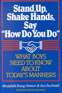 Stand Up, Shake Hands, Say 'How Do You Do'